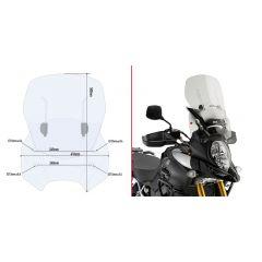 Givi Specific sliding wind-screen, Suzuki DL1000 V-STROM (2014)