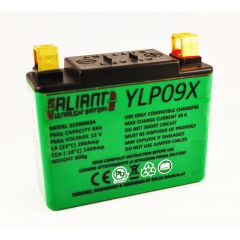 Aliant Ultralight YLP09X lithiumakku