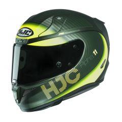 HJC Kypärä RPHA 11 BINE Green Yellow MC4HSF