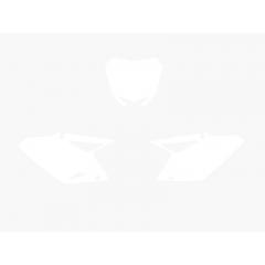Blackbird numeropohjat valkoinen RMZ450 08-15