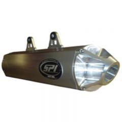 SPI Slip-On Exhaust Can-Am Outlander 500/650/800/1000 Gen 2