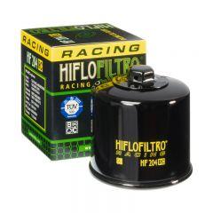 HiFlo öljynsuodatin HF204RC (Racing 17mm)