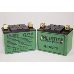 Aliant Ultralight YLP14 lithiumakku