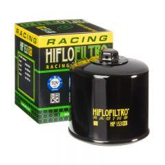 HiFlo öljynsuodatin HF153RC (Racing 17mm)