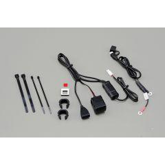 Daytona 12V USB/Tupakansytytin pistorasia