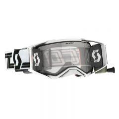 Scott Goggle Prospect Super WFS white/black clear works