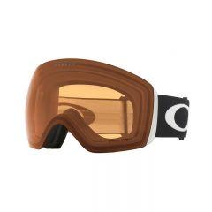 *Oakley SMB Goggles Flight Deck Mt Blk w/ PRIZMPersimmon