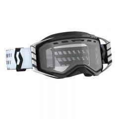 Scott Goggle Prospect Snow Cross black/white clear