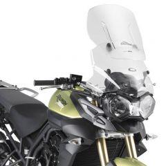 Specific sliding wind-screen for Triumph Tiger 800 / Tiger 800 XC (11)