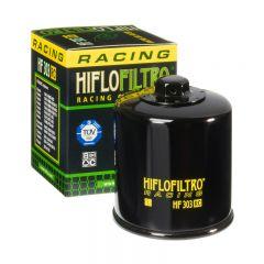 HiFlo öljynsuodatin HF303RC (Racing 17mm)