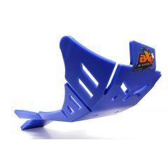 AXP Xtrem HDPE Skid plate Blue Sherco 450/500SEFR 19-