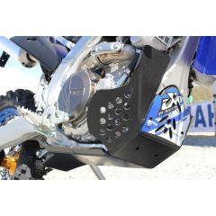 AXP Xtrem HDPE Skid Plate Black Yamaha WR250F 15-, WR450F 16-18