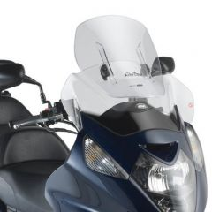 Givi Specific sliding wind-screen, Honda Silver Wing