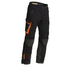 Lindstrands Tekstiilihousut Sunne Musta/oranssi