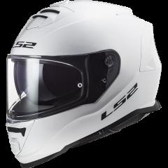 LS2 Kypärä FF800 STORM SOLID  Valkoinen