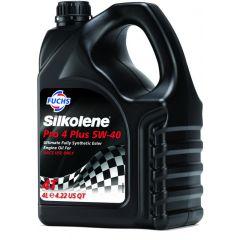 Silkolene Pro 4 Plus 5W-40 4L (4x4l)