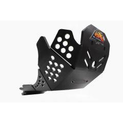 AXP Xtrem HDPE Skid Plate Black Honda CRF450R 19
