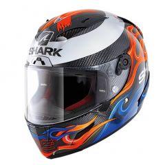 Shark Race-R Pro Carbon Lorenzo 2019, Carbon/Blue/Red