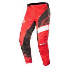 Alpinestars housut Racer Supermatic, puna/musta/valkoinen