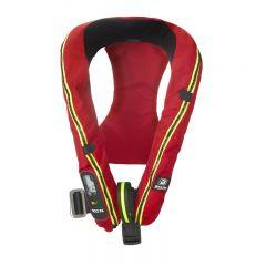 Baltic Compact 100 harness auto ilmatäytteinen pelastusliivi pun 30-110kg