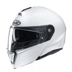 HJC Helmet I90 Pearl White