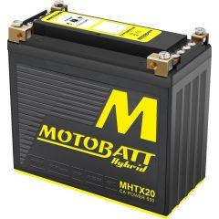 Motobatt Hybrid akku MHTX20
