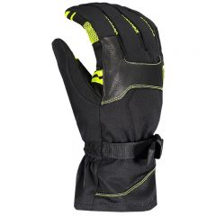 Scott Glove Short Cubrick musta/vihreä
