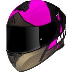 MT Targo Rigel A8 Matta Musta/Ruskea/Pinkki