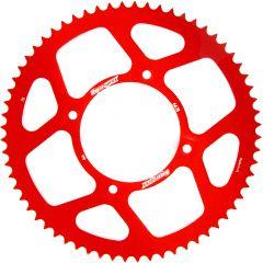 Supersprox Takaratas, Punainen, 50 hammasta (420), Ø100mm, Beta RR 05-